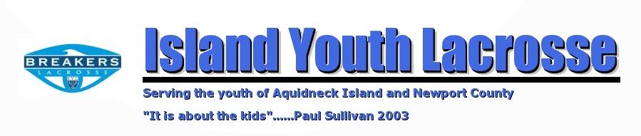 Island Youth Lacrosse, Lacrosse, Goal, Field