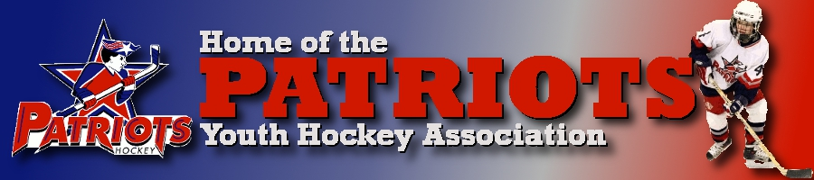 Patriots Youth Hockey Association, Hockey, Goal, Ice Arena