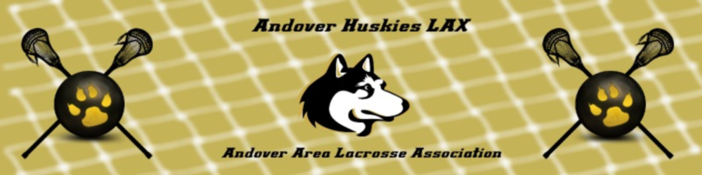 Andover Area Lacrosse Association, Lacrosse, Goal, Field
