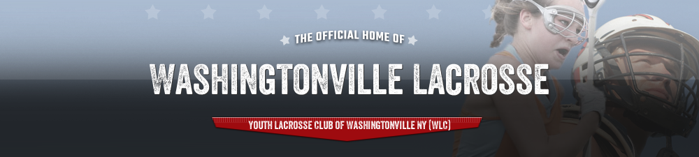 Washingtonville Lacrosse Club, Lacrosse, Goal, Field