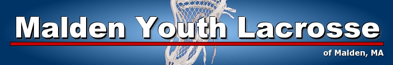 Malden Youth Lacrosse, Lacrosse, Goal, Field
