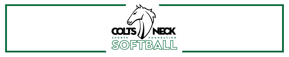 Colts Neck Sports Foundation - Softball, Softball, Run, Field