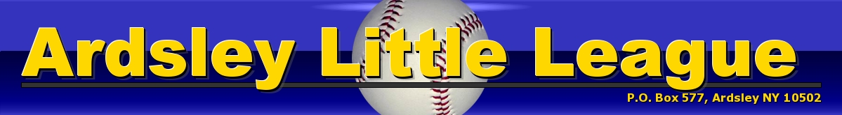 Ardsley Little League, Little League, Run, Field