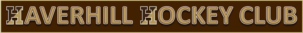 Haverhill Hockey Club, Hockey, Goal, Rink Location