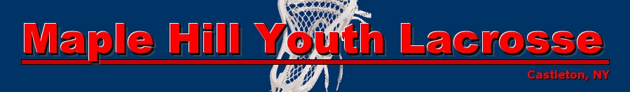 Maple Hill Youth Lacrosse, Lacrosse, Goal, Field