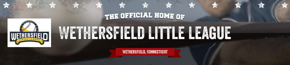 Wethersfield Little League, Baseball, Run, Field