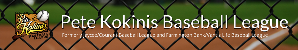 Farmington Bank/Vantis Life Baseball League, Baseball, Run, Field