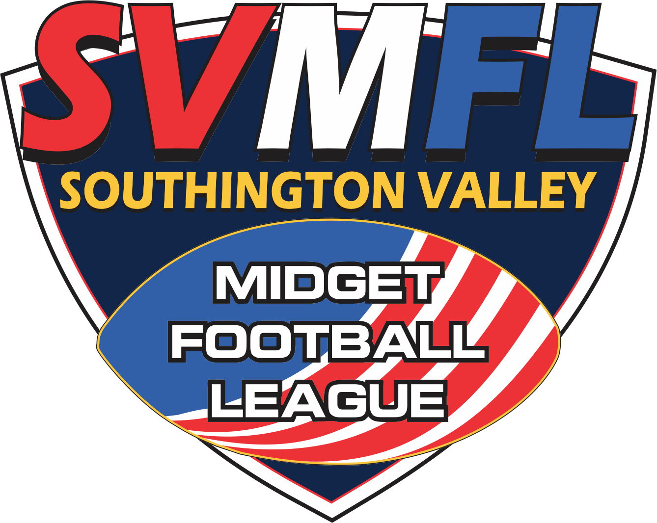 Southington Valley Midget Football League, Football, Goal, Field