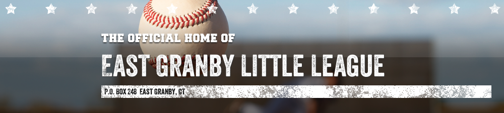 East Granby Little League, Baseball, Run, Field