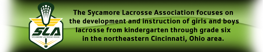 Sycamore Youth Lacrosse Association, Lacrosse, Goal, Field