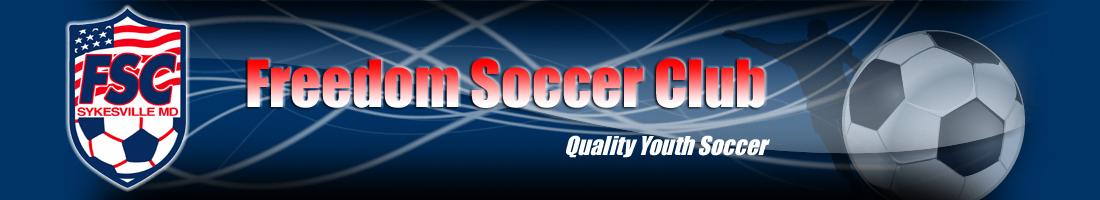 Freedom Soccer Club, Soccer, Goal, Field