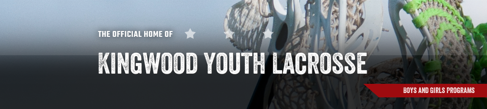 Kingwood Youth Lacrosse, Lacrosse, Goal, Field