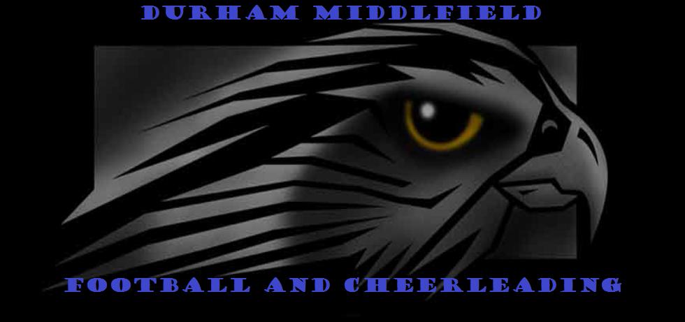 Durham Middlefield Youth Football and Cheerleading, Football, Goal, Field