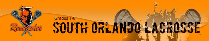 South Orlando Lacrosse, Lacrosse, Goal, Field