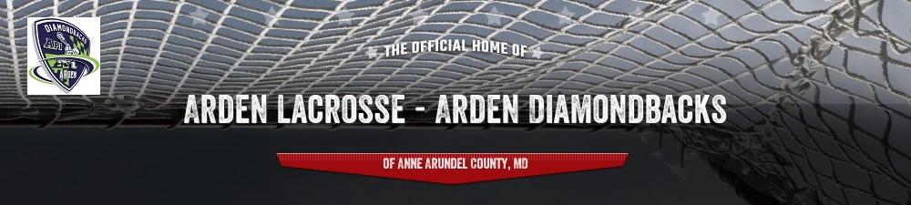 Arden Lacrosse- Arden Diamondbacks, Lacrosse, Goal, Field