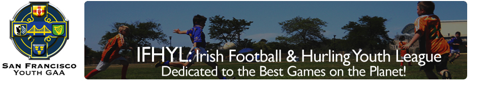 San Francisco Youth GAA - IFHYL , Irish Football, Goal, Field