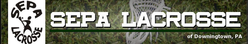 Southeast PA Girls Lacrosse Association, Lacrosse, Goal, Field