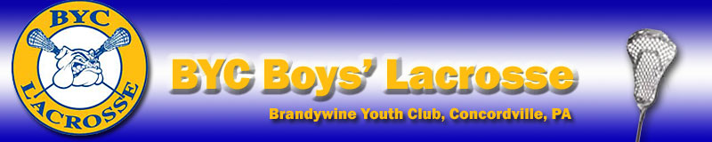 Brandywine Youth Club Boys Lacrosse, Lacrosse, Goal, Field