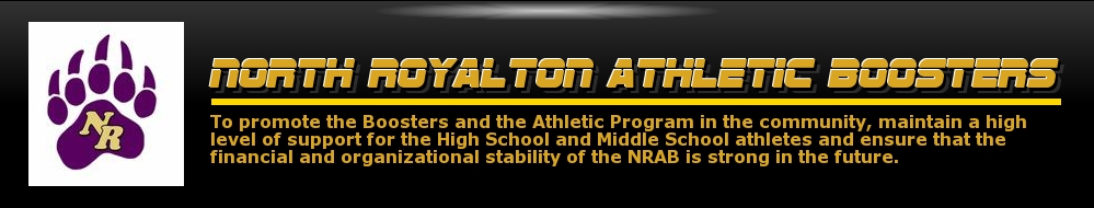 North Royalton Athletic Boosters, Athletic Booster Club, , Booster Organization