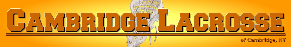 Cambridge Youth Lacrosse, Lacrosse, Goal, Field