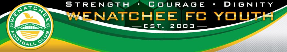 Wenatchee FC Youth, Soccer, Goal, Field