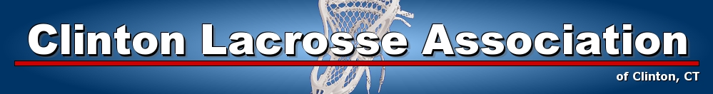 Clinton Lacrosse Association, Lacrosse, Goal, Field