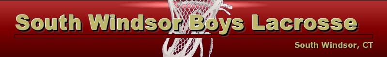 South Windsor Lacrosse Inc., Lacrosse, Goal, Field