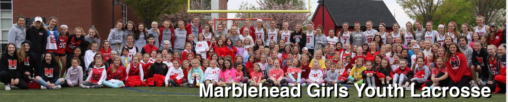 Marblehead Girls Youth Lacrosse, Lacrosse, Goal, Field