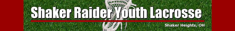 Shaker Raider Youth Lacrosse, Lacrosse, Goal, Field