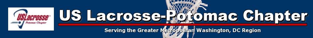 US Lacrosse-Potomac Chapter, Lacrosse, Goal, Field