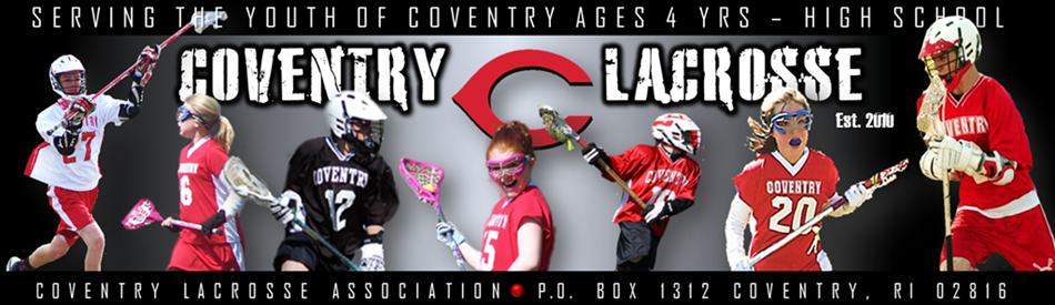Coventry Youth Lacrosse Association, Lacrosse, Goal, Field