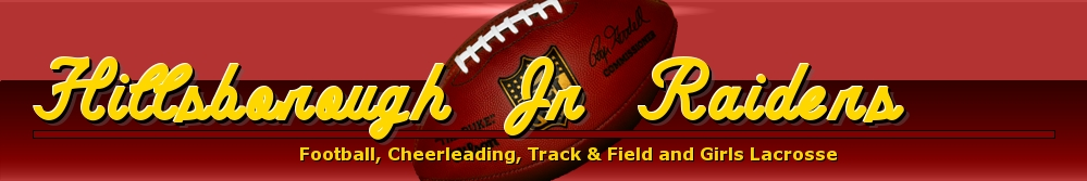 Hillsborough JR Raiders, Football, point, Location