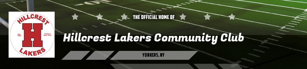 Hillcrest Lakers Community Club of Yonkers, NY, Multiple Sports, Goal, Field
