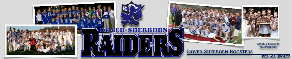 Dover-Sherborn Boosters, All Sports, Score, Location