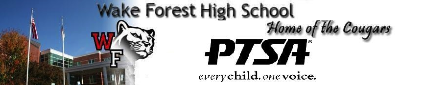Wake Forest High School PTSA, PTSA, ,