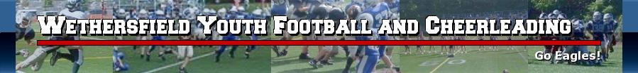 Wethersfield Youth Football and Cheerleading, Football, Goal, Field