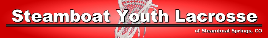 Steamboat Youth Lacrosse, Lacrosse, Goal, Field