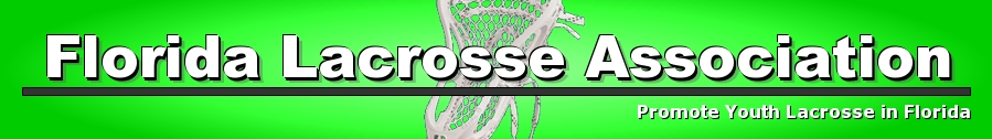 Florida Lacrosse Association, Lacrosse, Goal, Field