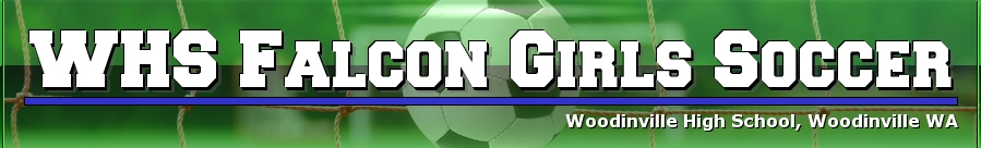 WHS Falcon Girls Soccer, Soccer, Goal, Field