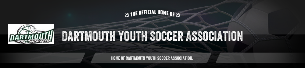 Dartmouth Youth Soccer Association, Soccer, Goal, Field