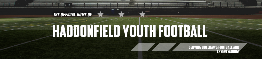 Haddonfield Youth Football and Cheerleading, Football, Point, Field