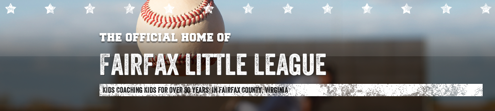 Fairfax Little League, Baseball, Run, Field