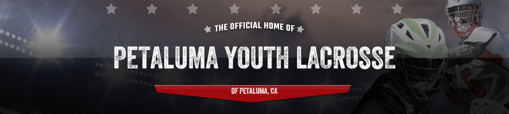 Petaluma Youth Lacrosse, Lacrosse, Goal, Field
