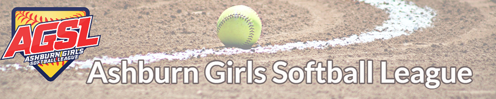 Ashburn Girls Softball League, Softball, Run, Field