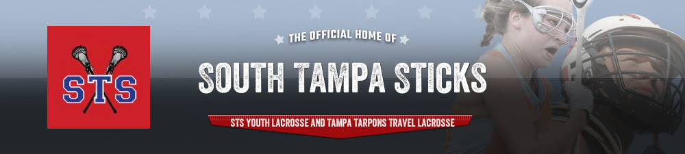 South Tampa Sticks Youth Lacrosse League, Inc., Lacrosse, Goal, Field