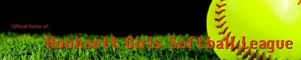 Hooksett Girls Softball League, Softball, Run, Field