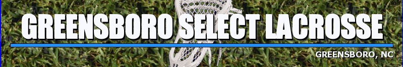 Greenboro Select Lacrosse, Lacrosse, Goal, Field