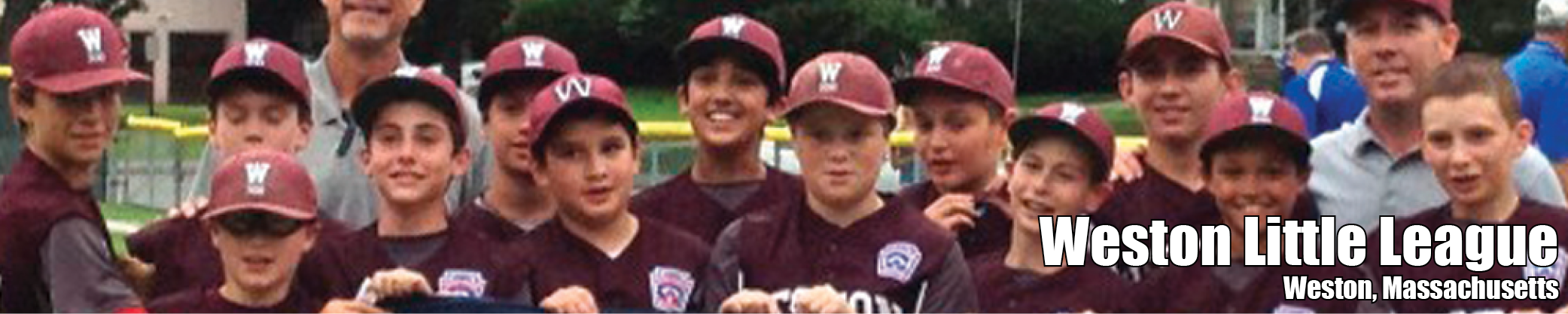 Weston Baseball, Baseball, Run, Field