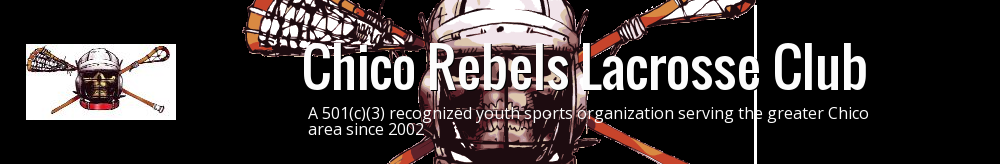 Chico Rebels Lacrosse, Lacrosse, Goal, Field