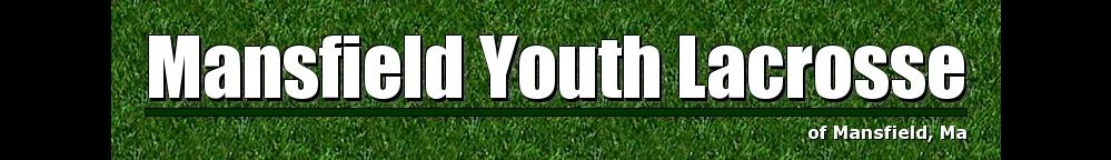 Mansfield Youth Lacrosse, Lacrosse, Goal, Field
